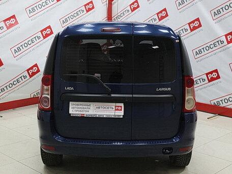 Купить ЛАДА (ВАЗ) Ларгус пробег 48 000.00 км 2014 год выпуска