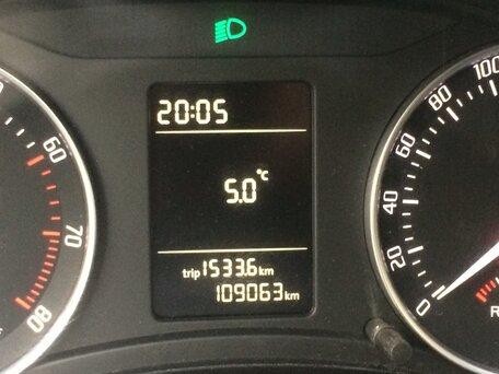 Купить Skoda Octavia пробег 109 000.00 км 2010 год выпуска
