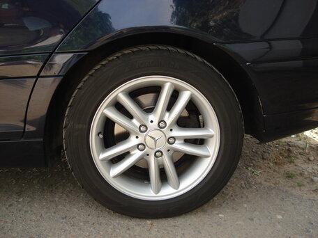 Купить Mercedes-Benz C-klasse пробег 195 000.00 км 2003 год выпуска