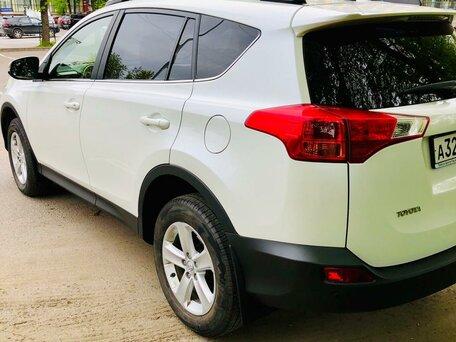Купить Toyota RAV 4 пробег 53 600.00 км 2013 год выпуска