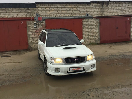 Купить Subaru Forester пробег 50 000.00 км 2001 год выпуска