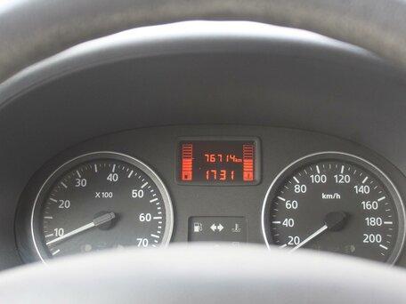 Купить Renault Logan пробег 76 000.00 км 2012 год выпуска