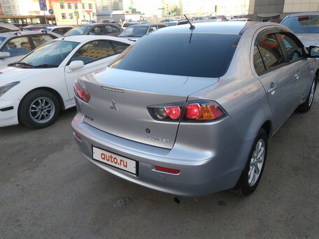 Купить Mitsubishi Lancer пробег 56 000.00 км 2012 год выпуска