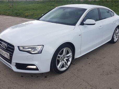 Купить Audi A5 пробег 73 000.00 км 2014 год выпуска