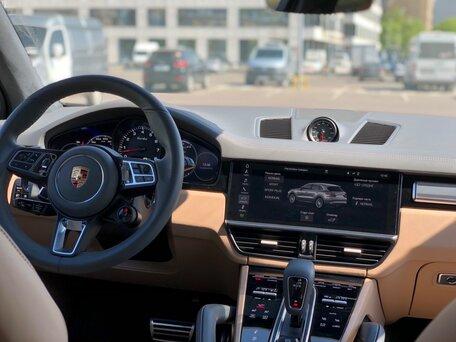 Купить Porsche Cayenne пробег 6 500.00 км 2018 год выпуска