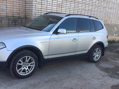 Купить BMW X3 пробег 195 000.00 км 2008 год выпуска