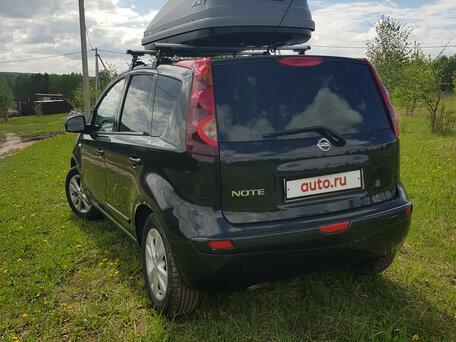 Купить Nissan Note пробег 92 000.00 км 2012 год выпуска