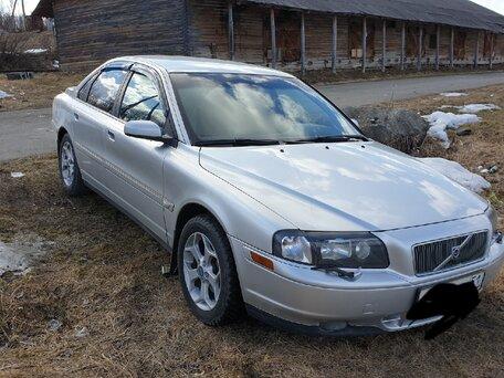 Купить Volvo S80 пробег 200 000.00 км 2003 год выпуска