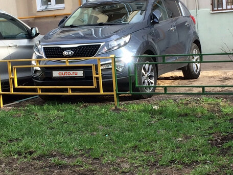 Купить KIA Sportage пробег 60 500.00 км 2014 год выпуска