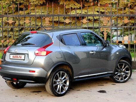 Купить Nissan Juke пробег 67 000.00 км 2012 год выпуска