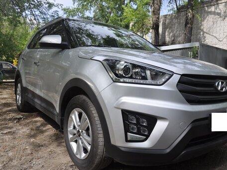 Купить Hyundai Creta пробег 8 000.00 км 2018 год выпуска