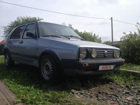 Купить Volkswagen Golf пробег 200 000.00 км 1989 год выпуска