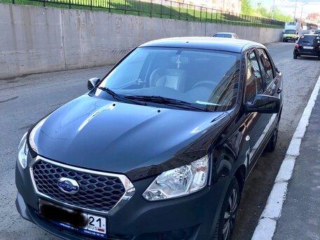 Купить Datsun on-DO пробег 9 000.00 км 2018 год выпуска