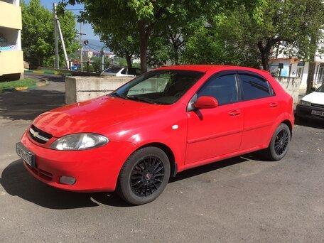 Купить Chevrolet Lacetti пробег 226 000.00 км 2007 год выпуска