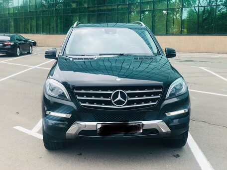 Купить Mercedes-Benz M-klasse пробег 96 000.00 км 2012 год выпуска