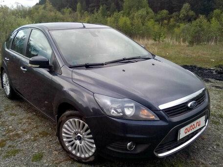 Купить Ford Focus пробег 119 000.00 км 2010 год выпуска