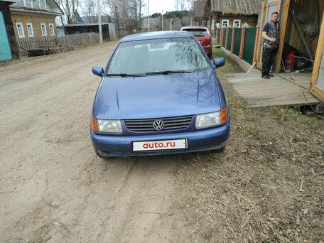 Купить Volkswagen Polo пробег 258 000.00 км 1999 год выпуска