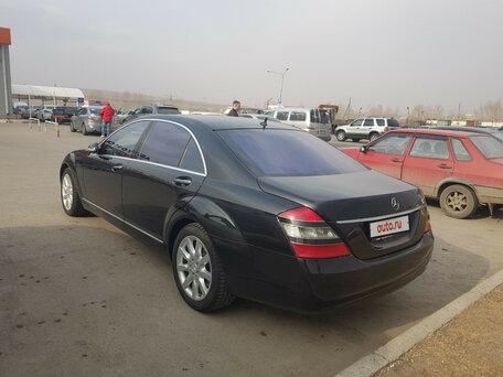 Купить Mercedes-Benz S-klasse пробег 157 000.00 км 2007 год выпуска