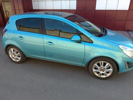 Купить Opel Corsa пробег 72 000.00 км 2011 год выпуска