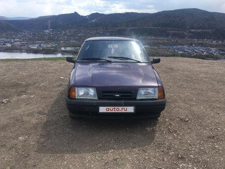 Купить ИЖ 2126 «Ода» пробег 20 000.00 км 2001 год выпуска