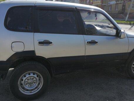 Купить Chevrolet Niva пробег 183 000.00 км 2004 год выпуска
