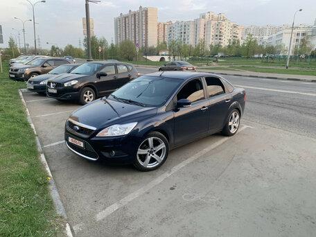 Купить Ford Focus пробег 158 000.00 км 2010 год выпуска