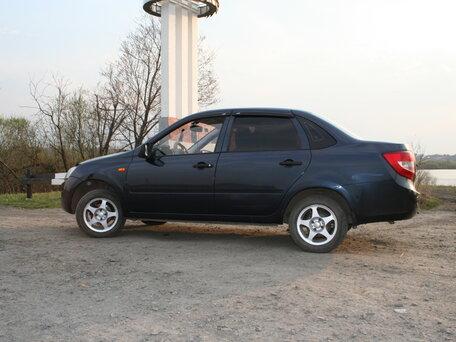 Купить ЛАДА (ВАЗ) Гранта пробег 122 000.00 км 2012 год выпуска