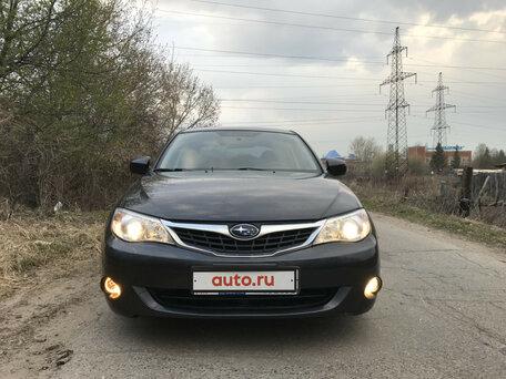 Купить Subaru Impreza пробег 110 000.00 км 2008 год выпуска