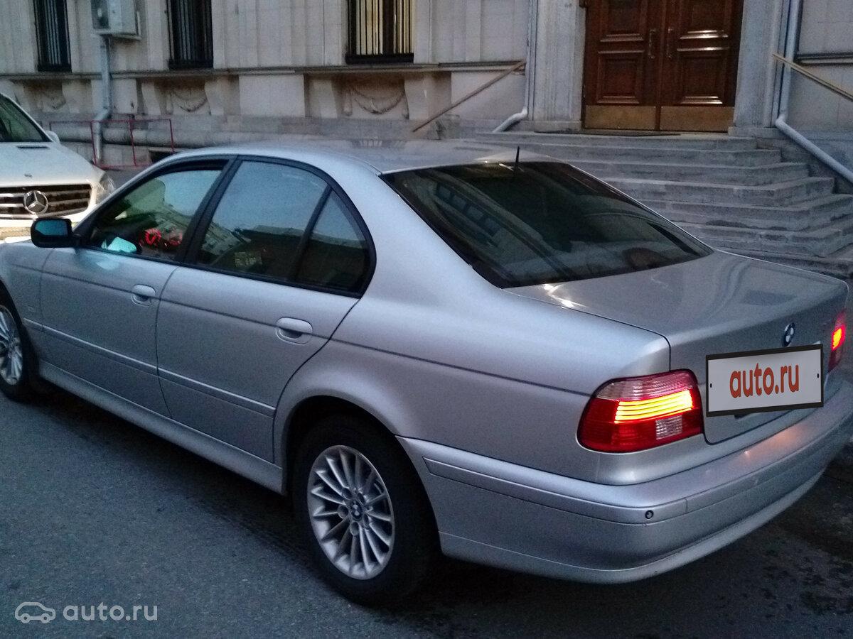 купить Bmw 5 серия Iv E39 рестайлинг 530i с пробегом в москве бмв
