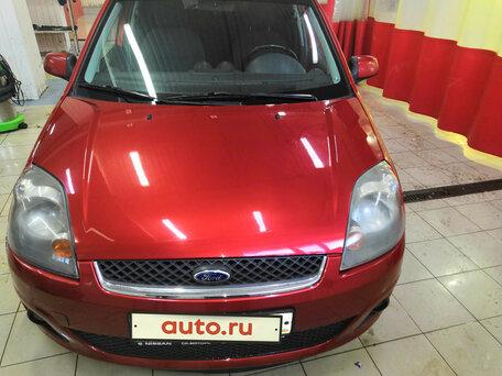 Купить Ford Fiesta пробег 59 000.00 км 2007 год выпуска