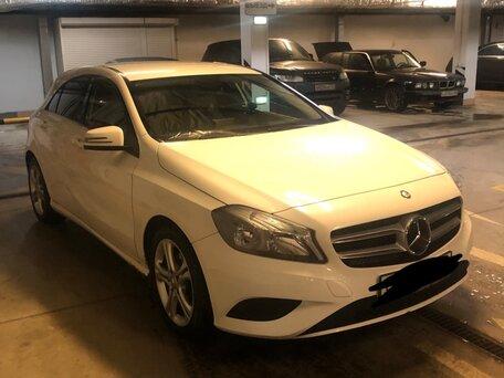 Купить Mercedes-Benz A-klasse пробег 28 000.00 км 2014 год выпуска