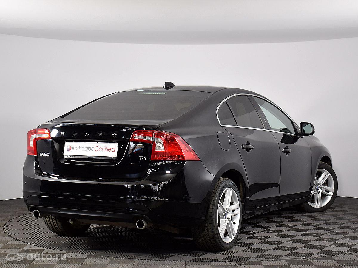 Купить Volvo S60 II Рестайлинг с пробегом в Москве  Вольво II ... acbc7fbfd3f