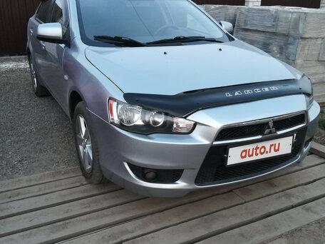 Купить Mitsubishi Lancer пробег 175 000.00 км 2008 год выпуска