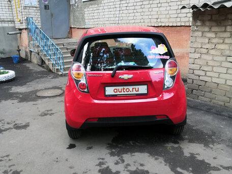 Купить Chevrolet Spark пробег 52 000.00 км 2011 год выпуска