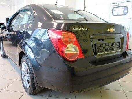 Купить Chevrolet Aveo пробег 37 000.00 км 2013 год выпуска