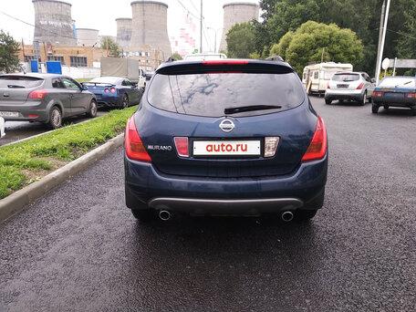 Купить Nissan Murano пробег 205 000.00 км 2007 год выпуска