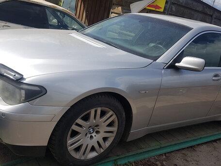 Купить BMW 7 серия пробег 215 000.00 км 2001 год выпуска