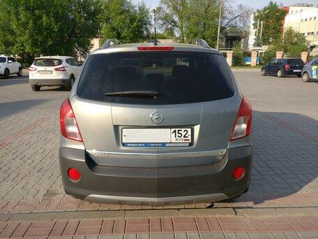 Купить Opel Antara пробег 104 000.00 км 2012 год выпуска