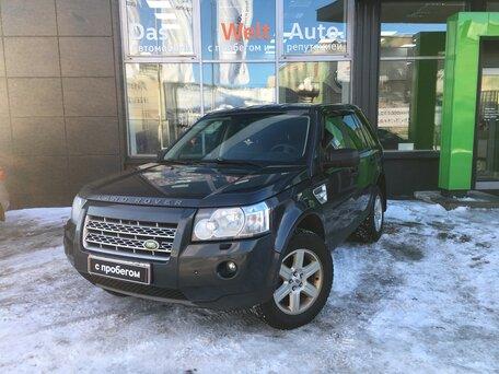 Купить Land Rover Freelander пробег 159 381.00 км 2010 год выпуска