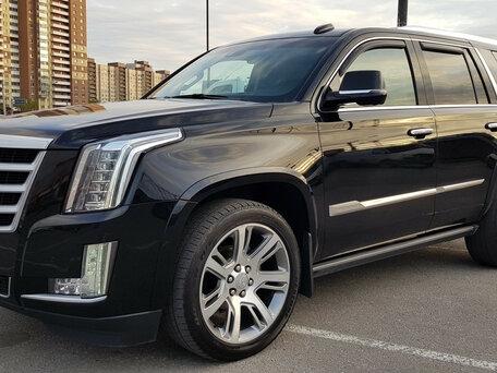 Купить Cadillac Escalade пробег 52 500.00 км 2016 год выпуска