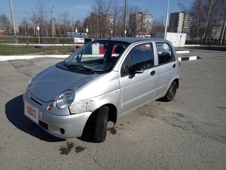 Купить Daewoo Matiz пробег 106 546.00 км 2012 год выпуска