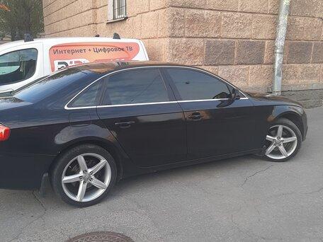 Купить Audi A4 пробег 152 000.00 км 2009 год выпуска