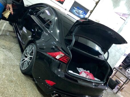 Купить Lexus IS пробег 83 000.00 км 2013 год выпуска