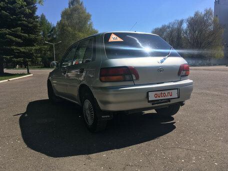 Купить Toyota Starlet пробег 196 000.00 км 1995 год выпуска