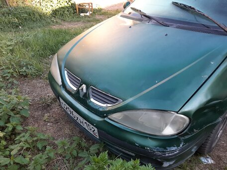 Купить Renault Megane пробег 301 023.00 км 2000 год выпуска