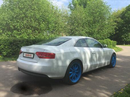 Купить Audi A5 пробег 123 000.00 км 2011 год выпуска