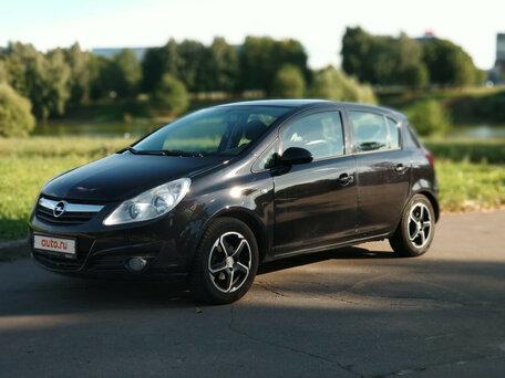 Купить Opel Corsa пробег 180 000.00 км 2010 год выпуска