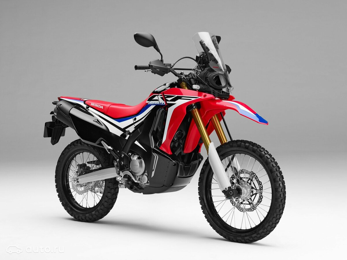 купить новый Honda Crf 250l в москве 2019 года цена 521 000 рублей