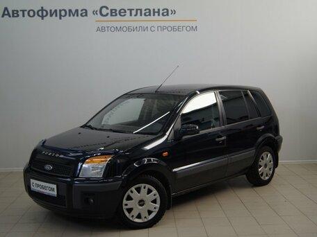 Купить Ford Fusion пробег 165 000.00 км 2008 год выпуска