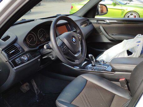 Купить BMW X3 пробег 65 000.00 км 2016 год выпуска